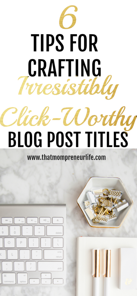 blog post titles