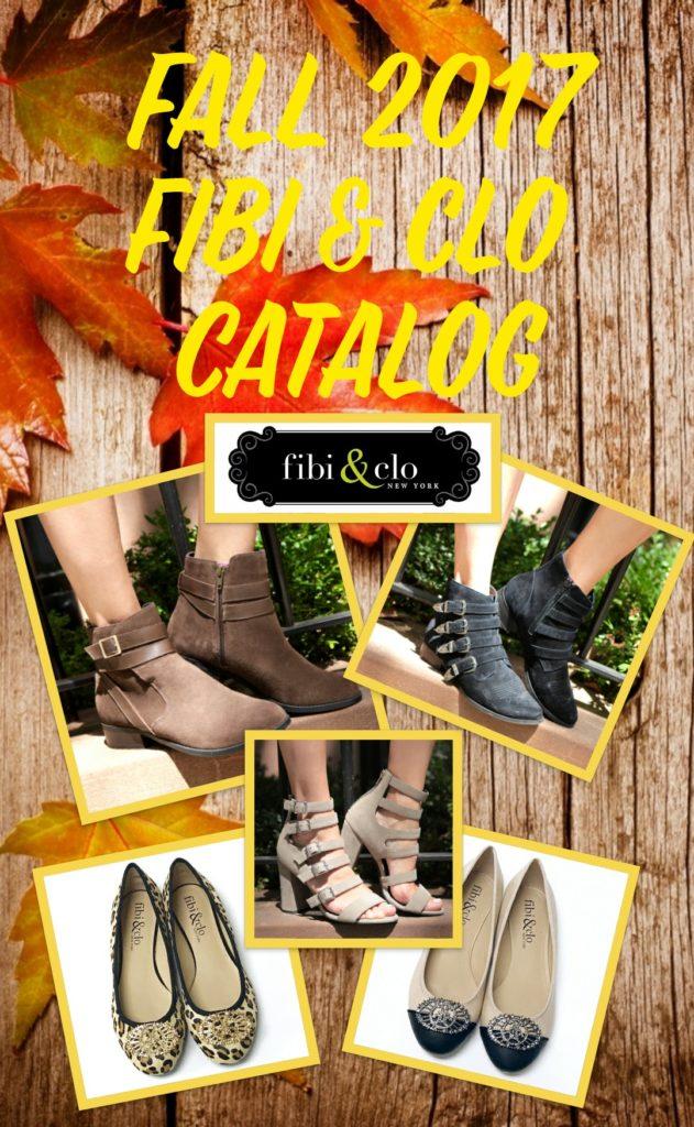 fibi & clo fall catalog